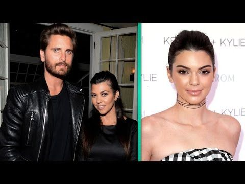 Kourtney Kardashian Finds Scott Disick In Bed With Kendall Jenner-See He...