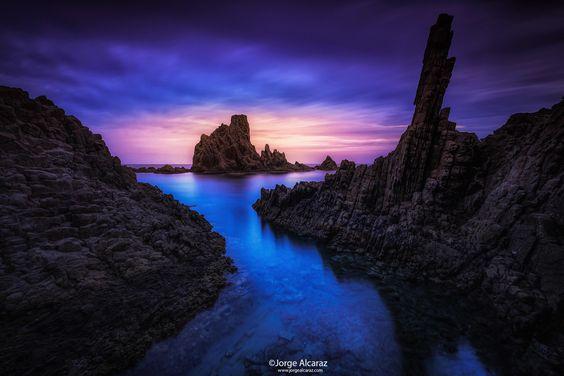 Cueva de las Sirenas by Jorge Alcaraz on 500px