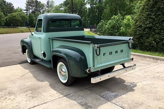 1954 Ford F100 Maintenance/restoration of old/vintage vehicles: the material for new cogs/casters/gears/pads could be cast polyamide which I (Cast polyamide) can produce. My contact: tatjana.alic@windowslive.com