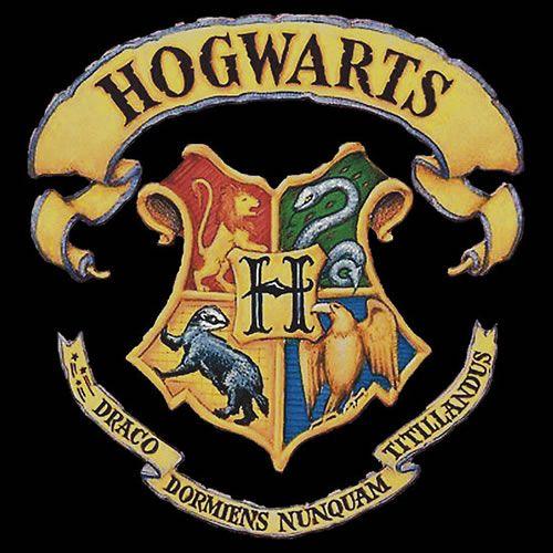 Hogwarts Hogwarts Crest And Crests On Pinterest