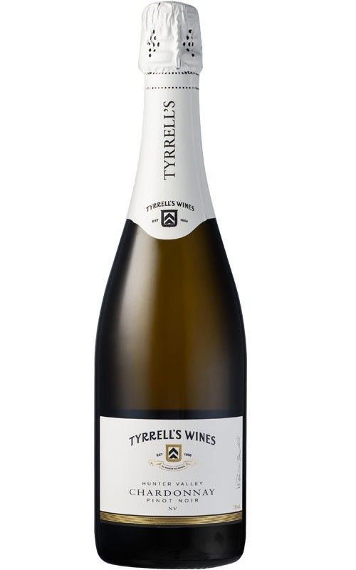 Tyrrells Pinot Noir Chardonnay Brut Nv Hunter Valley 6 Bottles