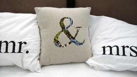 A pillow!!!