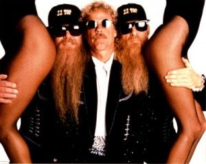 ZZ Top: Show Stoppers!