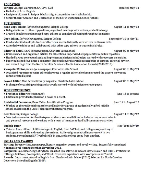 Electrical Engineer Sample Resume -    exampleresumecvorg - copy of a resume format