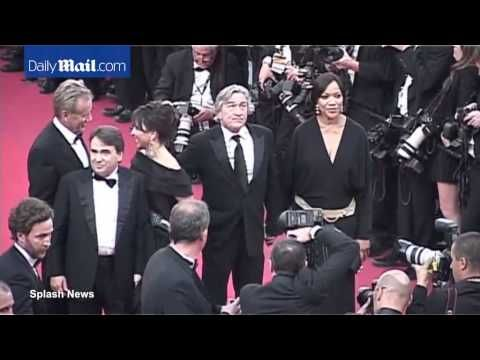 James Woods walks the Cannes red carpet archive