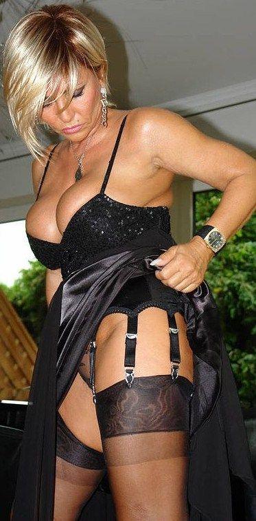 Sexy lady barbara