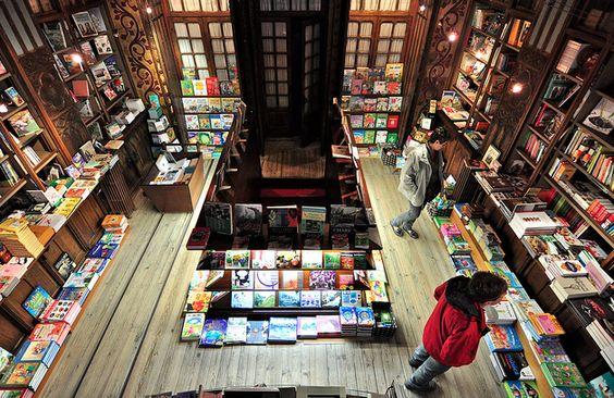 Great bookstore.