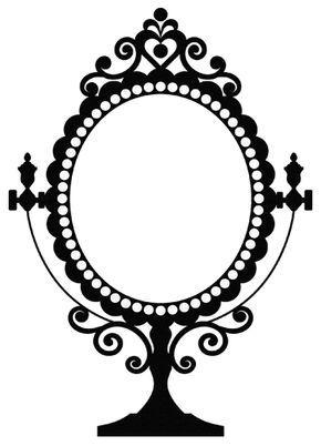 سكرابز زخارف اسلاميه بدون تحميل بحث Google Mirror Drawings Printable Designs Monogram Frame