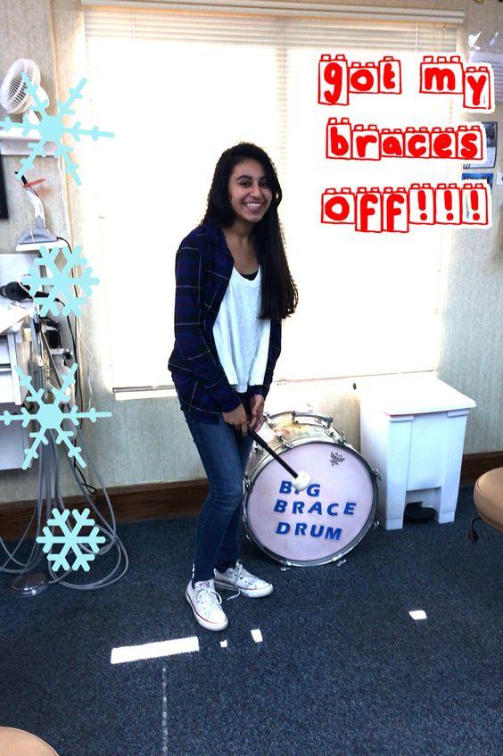 #Braces Off!!!