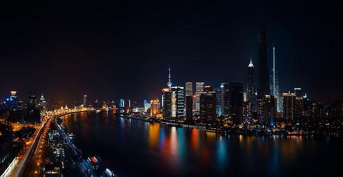 One Night in Shanghai - http://www.1pic4u.com/blog/2014/10/07/one-night-in-shanghai/