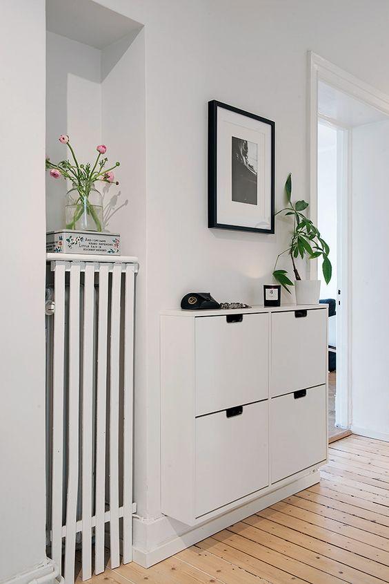 petit meuble de rangement chaussures entr e maison su doise et rangements. Black Bedroom Furniture Sets. Home Design Ideas