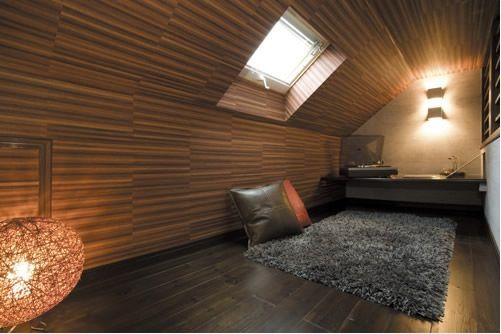 これぞ男の隠れ家 男を上げる書斎10選 クールな部屋 ロフト インテリア 小屋裏部屋