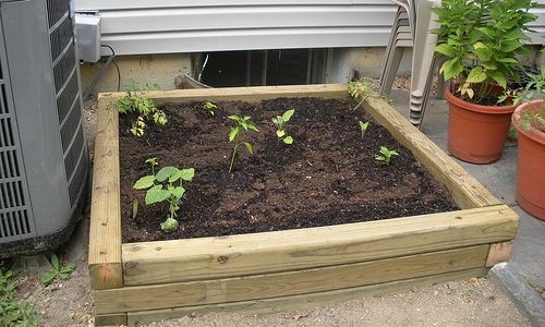 How to bulid a planter box