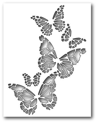 martha stewart butterfly template - pinterest the world s catalog of ideas