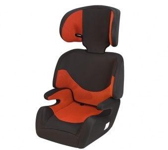 Kindersitz Sergio Twist orange Gruppe II/III für Kinder mit 15-36 kg