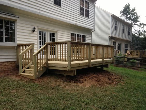 12x16 deck deck pros pinterest decks spring and for 12x16 deck plans free