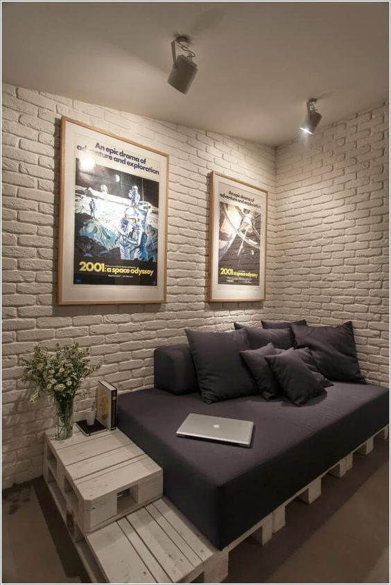Affiches De Cinema Posters Vintage Decoration Murale Affiches Cinema De Decor In 2020 Pallet Furniture Designs Living Room Furniture Tables Pallet Furniture