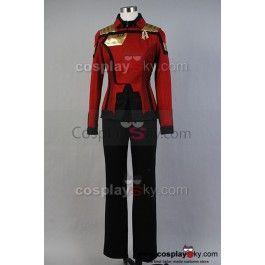 Star Trek Online General Discussion Admiral Uniform Costume Female--- Star Trek Cosplay Costume |  CosplaySky.com $140