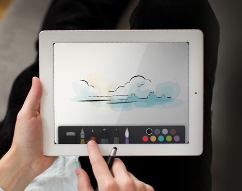 paper by fifythree for iPad
