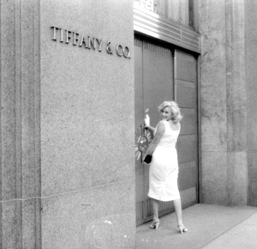 Marilyn by Sam Shaw in 1957.