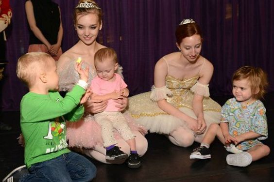 Creative Ballet Byers Branch Library Denver, CO #Kids #Events
