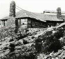 Cloud Cap Inn: oldest alpine lodge in the nation.
