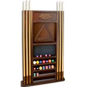 Taqueira Luksus Com Porta - Sinuca / Snooker / Bilhar - Cód. ELT6101
