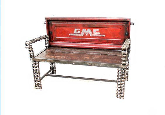 Scrap Metal Art Furniture By Raymond Guest Recycled Salvage Design Scrapmetalart