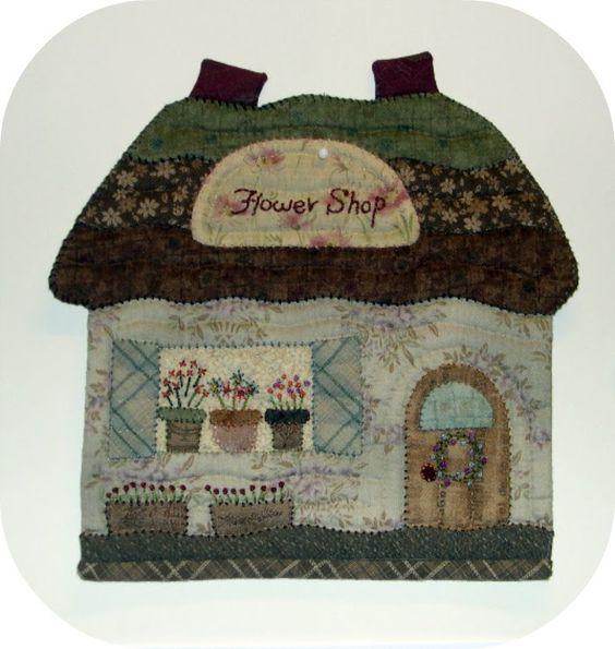 Petite maison quilt d tails pinterest fleur shops for Au maison quilts