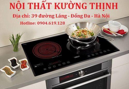 Một số thắc mắc thường gặp khi sử dụng bếp điện từ Chefs