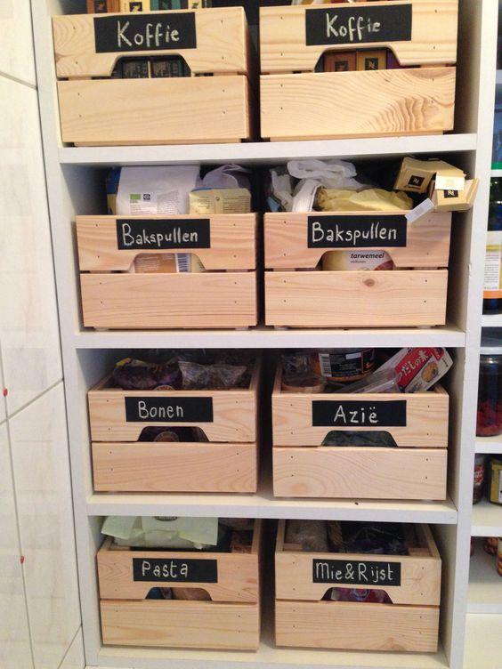 opruimen bijkeuken knagglig ikea keuken pinterest bo tes et ikea. Black Bedroom Furniture Sets. Home Design Ideas