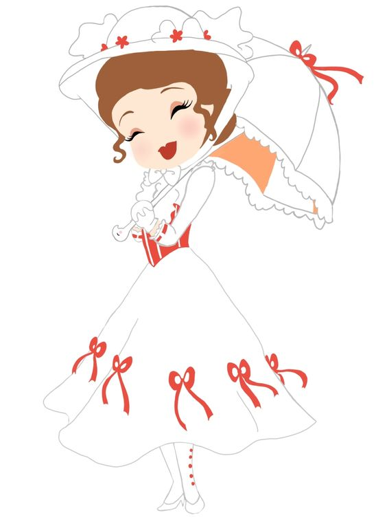Mary Poppins...Just a spoon full of sugar by CicatriceMiki.deviantart.com