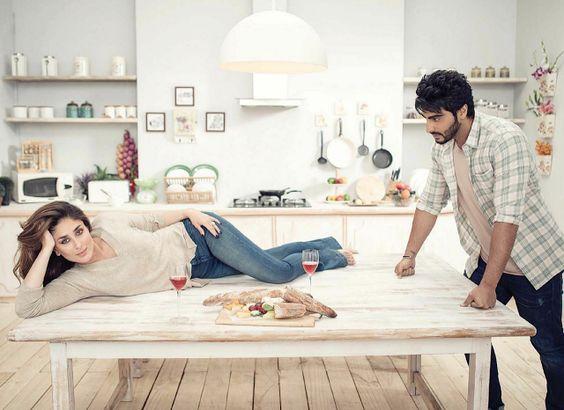 Bollywood, Tollywood & Más: Kareena and Arjun Filmfare Abhay Singh photography