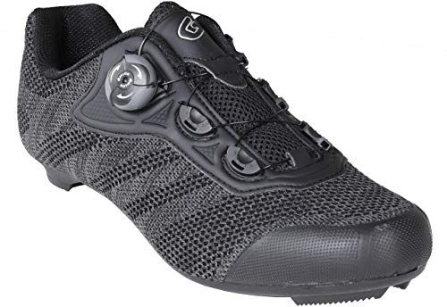 The Gavin Pro Road Cycling Shoe Quick Lace 3 Bolt Road Cleat