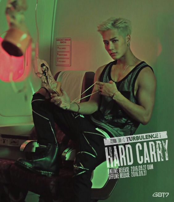 #flightlog #turbulence #hardcarry #igot7 #jackson
