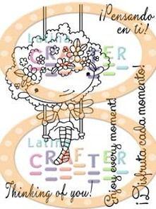 Colección Octubre 2013 - Latina Crafter