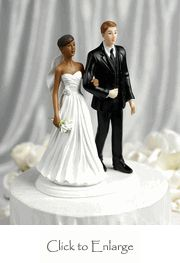 wedding cake toppers african american bride and groom the world s catalog of ideas 26375