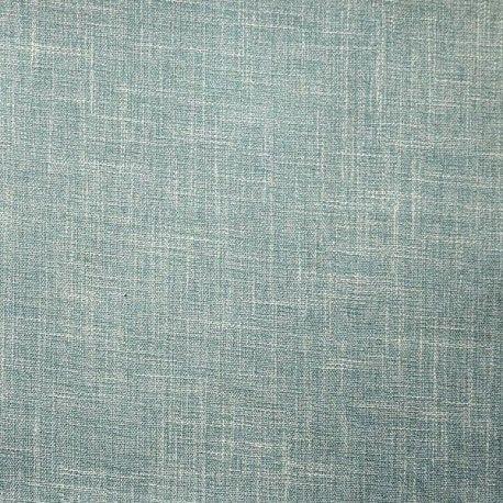 Paros Tissu ameublement toile avec backing bleu pastel L.145cm Thevenon 1674912…
