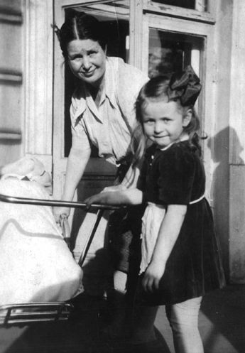 """praises: """" """" Irena Sendler (photographed with her daughter, Janka) Died: May 12, 2008 (aged 98) Warsaw, Poland  During WWII, Irena got permission to work in the Warsaw ghetto, as a Plumbing/Sewer specialist. She had an ulterior motive.  Irena..."""
