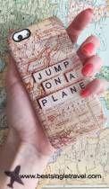 Jump on a plane