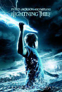 Percy Jackson y el ladrón del rayo (2010) Poster