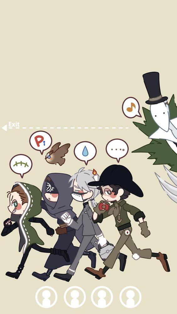 Catch and Run! #第五人格イラスト #identityVイラストpic.twitter.com/74C1FdkS5n
