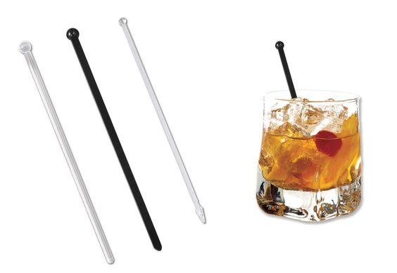 Stir your old fashion with a Spirit™ Ball-End Stirrer