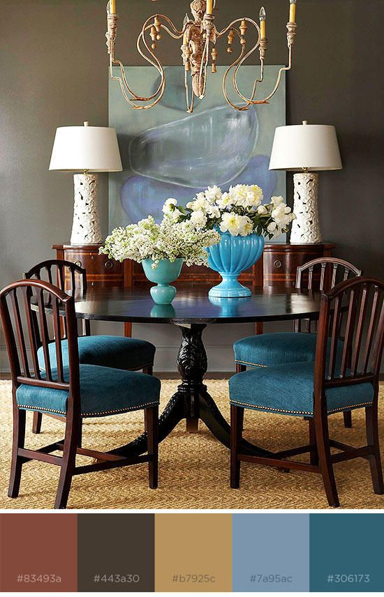 What Colors Go With Brown 12 Flawless Pairings We Can T Get Enough Of Brown Living Room Decor Living Room Turquoise Brown Living Room