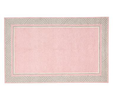Wonderful Rug Pink Gray Potterybarnkids. If This Wasn 39 T 600 It Would U2026