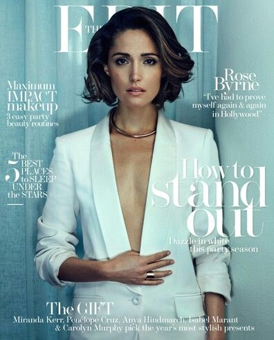 Rose Byrne | The Edit