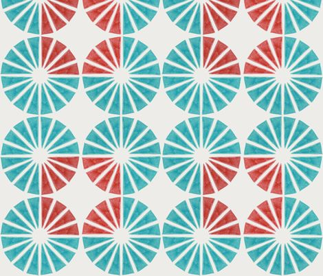 fabric by Marina Molares on Spoonflower