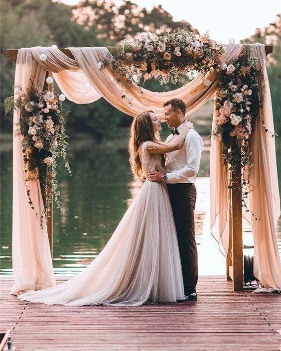 Casamento Ao Ar Livre Em 2019 Casamento Boho Casamentos