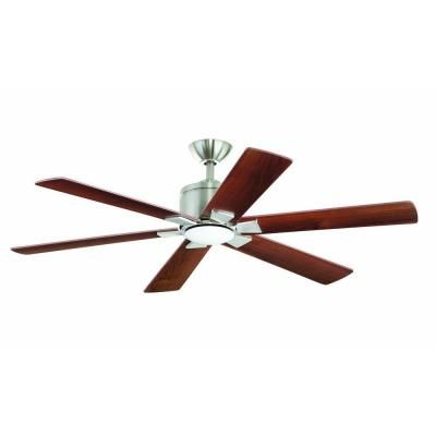 brushed nickel ceiling fan brushed nickel and ceiling