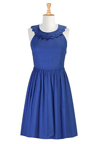 #blue #bridesmaids #dress #eshakti